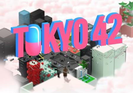 Tokyo 42 es un curioso videojuego que promete dar una experiencia novedosa y muy colorida