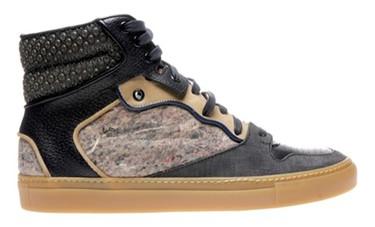Balenciaga, zapatillas para el invierno 2009
