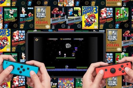 El Online De La Nintendo Switch Llegara Con 20 Juegos Clasicos De