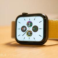 Ahorra 70 euros en la compra del Apple Watch Series 5 GPS + Cellular de 44 mm en Amazon: pantalla siempre encendida y brújula