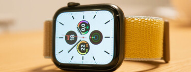 Ahorra 70 euros en la compra del Apple Watch Series 5 GPS + Cellular de 44 mm en Amazon: pantalla siempre encendida y brújula