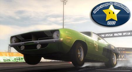 Lo mejor del 2007 en VidaExtra: mejor juego de Conducción