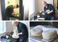 Cómo cocinar en un cuarto de hotel