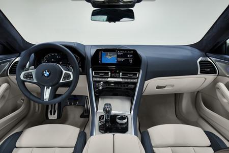 BMW Serie 8 Gran Coupe Interior