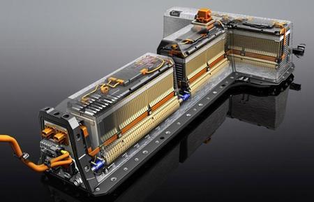 Batería del Volt/Ampera