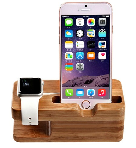 Soporte Iphone Y Iwatch