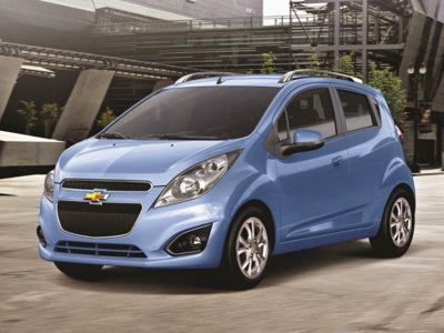 ¿Creías que el Spark actual se iba? Dile hola al Chevrolet Spark Classic