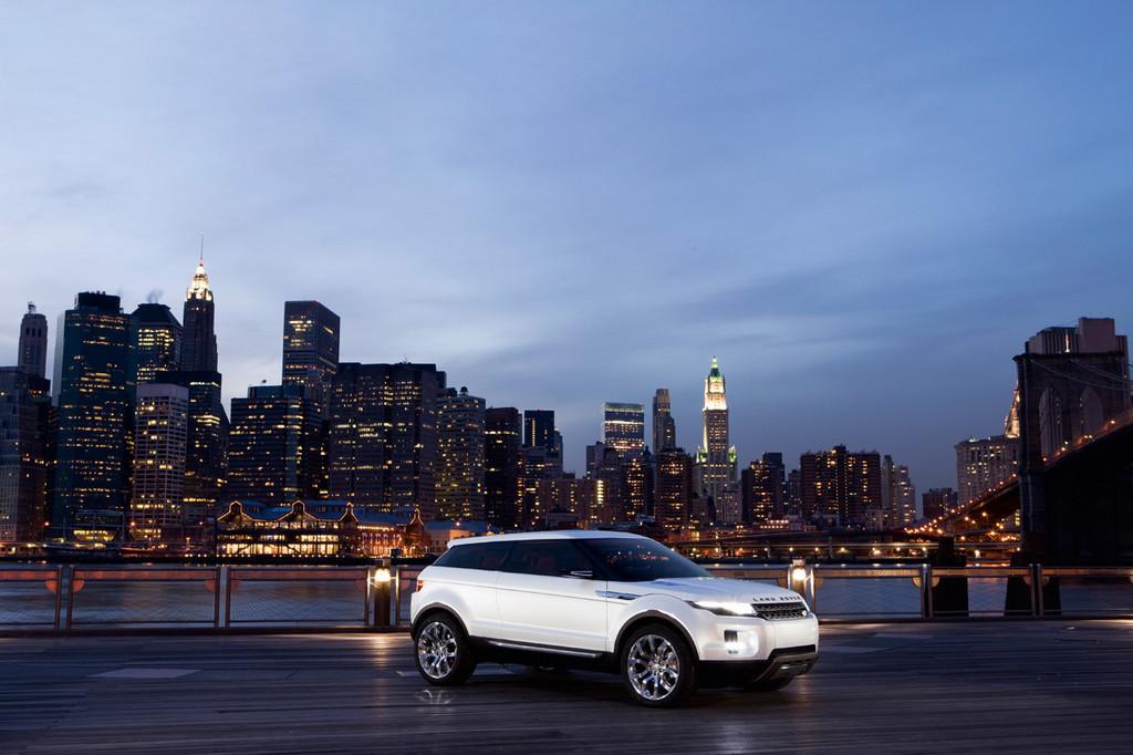Foto de Land Rover LRX Concept (32/49)