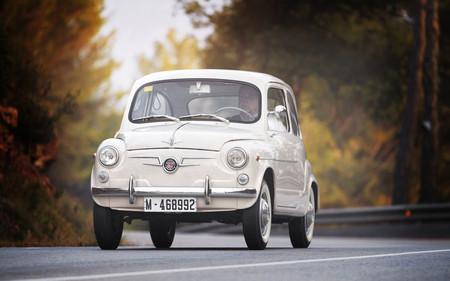 SEAT 600 original matrícula Madrid