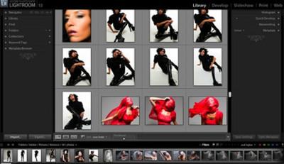 Actualización de Adobe Lightroom 1.1