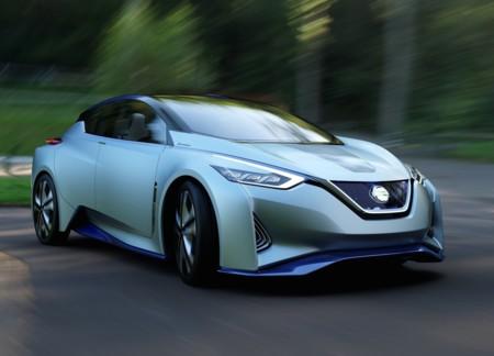 El EV de rango extendido y conducción autónoma de Nissan llegará el próximo año