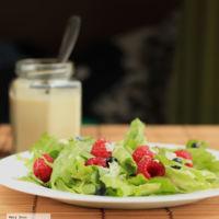 ¿Cómo arreglar un aderezo para ensaladas que ha salido mal?