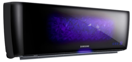 """Samsung Mont Blanc Plus: el aire acondicionado también """"se pasa"""" al móvil"""