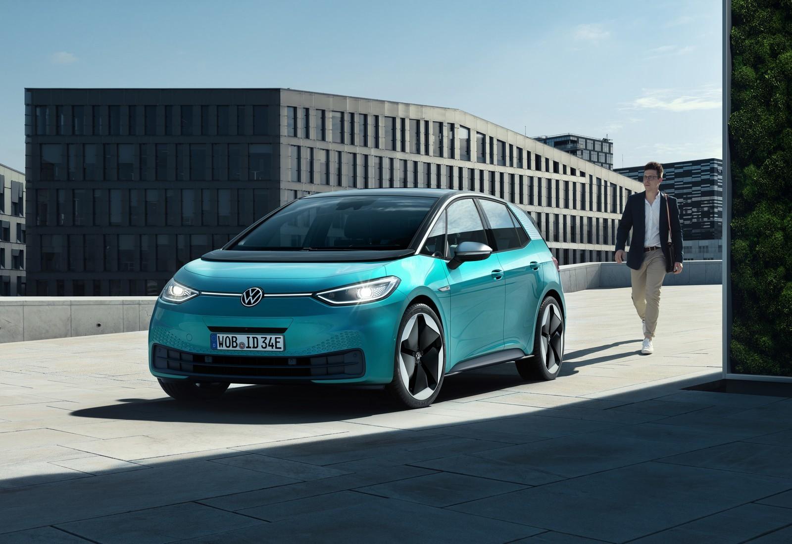 Foto de Volkswagen ID.3 (13/38)