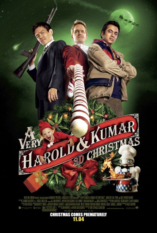 Foto de 'A Very Harold & Kumar 3D Christmas', trailer y carteles (1/5)