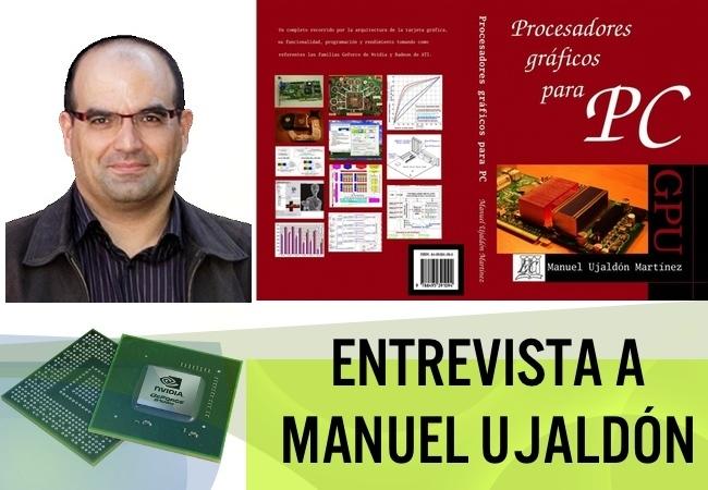 Entrevista a Manuel Ujaldón