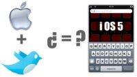 Se apunta a una integración de Twitter en iOS 5