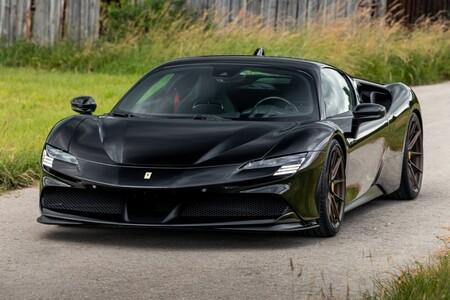 Exprimiendo al Ferrari SF90 Stradale: 1.033 CV de puro vértigo por cortesía de Novitec