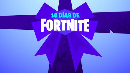 Empieza 14 días de Fortnite, un evento compuesto de dos semanas de regalos y desafíos para el juego de Epic Games