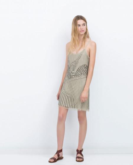 Vestido Pedreria Trf