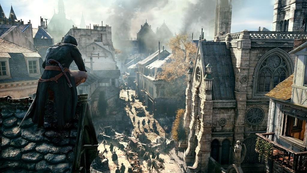 Ubisoft regala Assassin's Creed Unity con motivo del incendio de Notre Dame