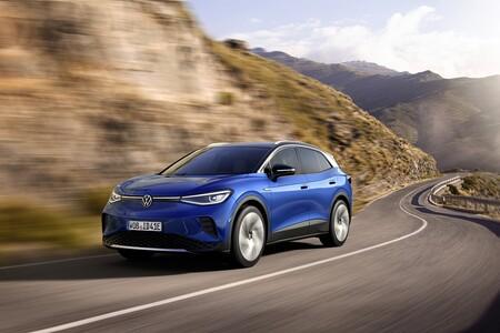 El Volkswagen ID.4 ha llegado: el primer SUV eléctrico de Volkswagen tiene 204 CV y hasta 520 km de autonomía