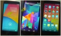 Algunas novedades en imágenes sobre la interfaz de Android 4.4