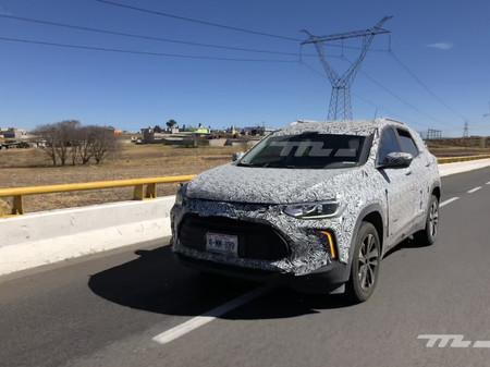 ¡Espiado! El Chevrolet Trax 2021 (¿Tracker?) ya rueda en México