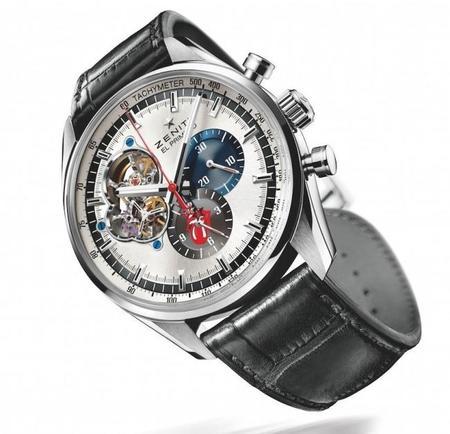 Zenith homenajea a The Rolling Stones con un reloj edición limitada