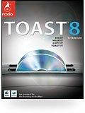 Toast Titanium 8, mañana en la Macworld