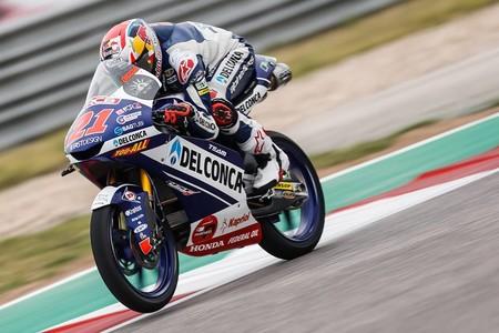 Fabio Digiannantonio Gp Argentina Moto3 2018 2