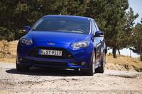 Ford Focus ST, prueba (equipamiento, versiones y seguridad)