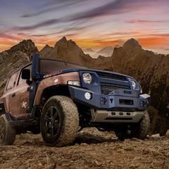 Foto 24 de 43 de la galería troller-tx4-el-rival-del-jeep-wrangler en Motorpasión México