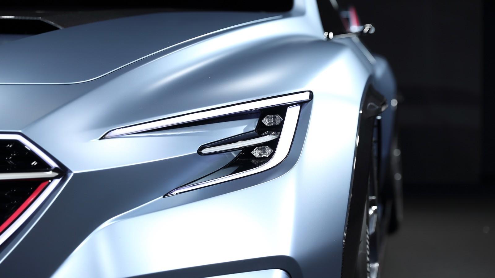 Foto de Subaru VIZIV Performance STi 2018 (9/10)