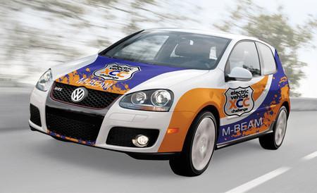 M-BEAM aspira a cruzar en un coche eléctrico Estados Unidos en menos de 60 horas