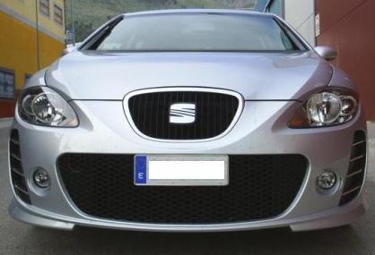Seat León II con kit, por petición popular