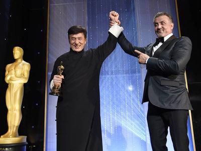 Jackie Chan ya tiene su Oscar honorífico