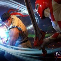 Power Rangers Legacy Wars se actualiza y recibe a algunos personajes de Street Fighter