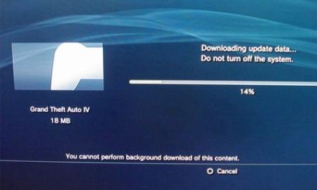 La versión de 'GTA IV' para PlayStation 3 recibe un primer parche