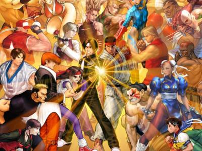 El delicado arte del crossover en los juegos de lucha
