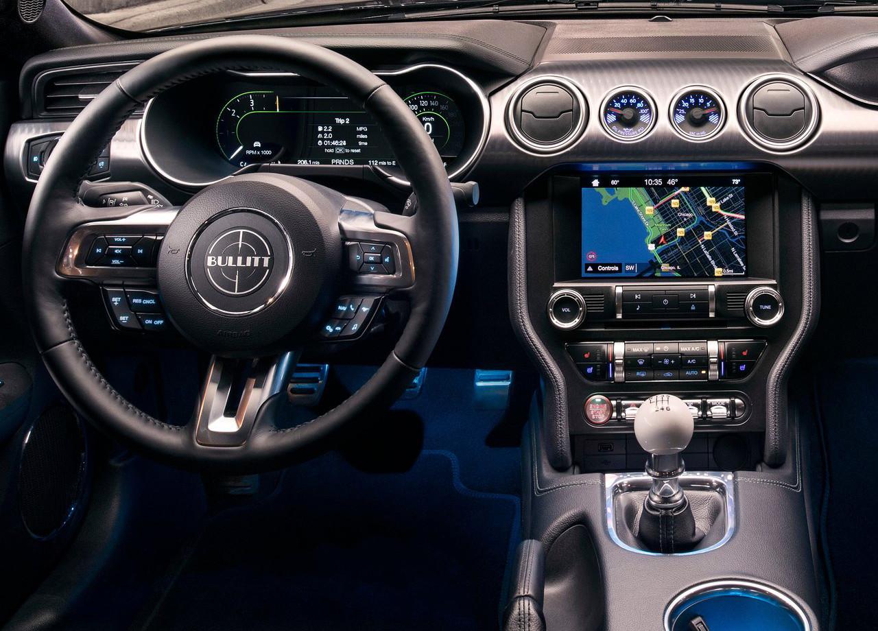 Foto de Ford Mustang Bullitt 2018 (6/9)