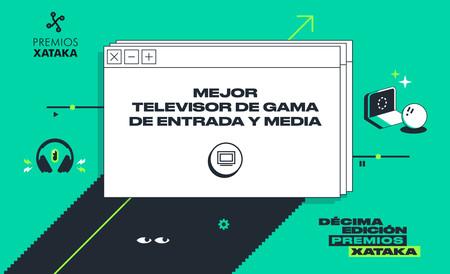 Mejor televisor de gama de entrada y media: vota en los Premios Xataka 2019