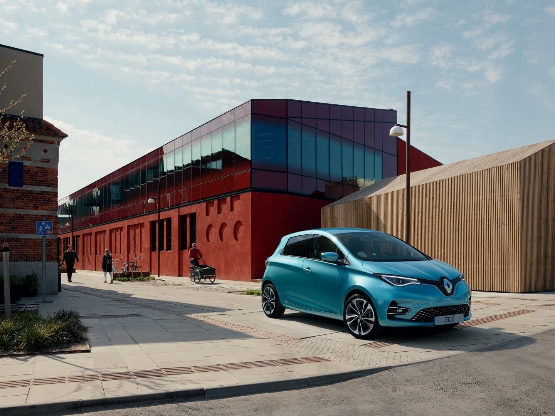 Foto de Renault Zoe 2020 (1/23)