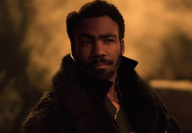 Lando Calrissian es pansexual, o eso dice uno de los guionistas de 'Han Solo: Una historia de Star Wars'