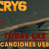 Todas las ubicaciones de las canciones USB en Far Cry 6