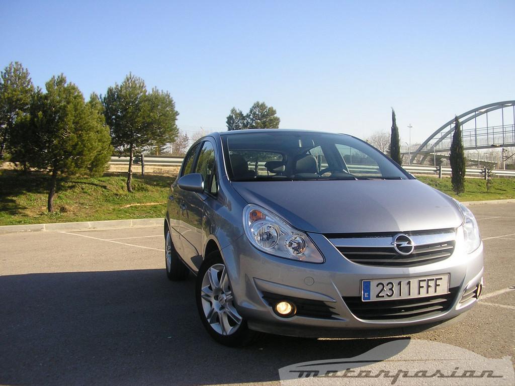 Foto de Opel Corsa (prueba) (22/30)