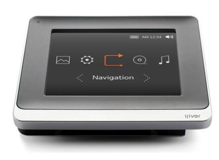 iRiver NV mini también con función GPS