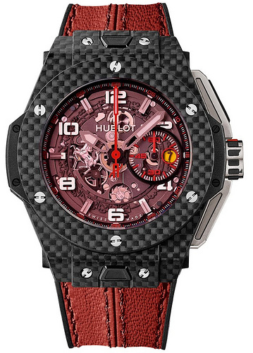 Relojes Hublot Ferrari 2013