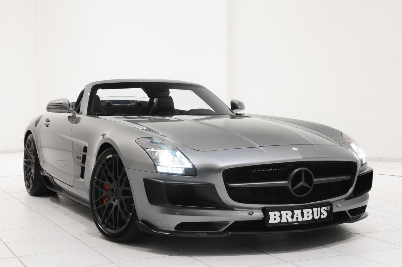Foto de Brabus Mercedes-Benz SLS AMG Roadster (1/23)