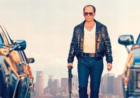 'Black Mass', teaser tráiler y primer cartel del drama criminal con Johnny Depp